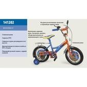 Велосипед 2-х колес 14 141402