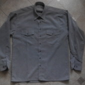 Мужская плотная рубашка Aygen collection р. 52-54