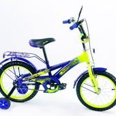 Детский велосипед 14 дюймов 141406-B