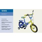 Детский велосипед 14 дюймов 151413