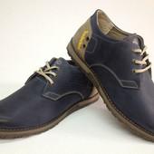 стильные мужские туфли натуральная кожа цвета Код: diesel 2015BL