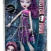 монстр хай Getting Ghostly Spectra Vondergeist Doll в наличии