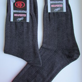 Чоловічі носки, х/б, гладь.