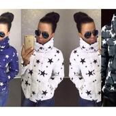 """Куртка """"Звезды """" есть три расцветки.Размеры:S M L (2с"""