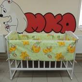4 в 1 (с защитой) - Комплект детского постельного белья
