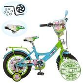 Велосипед детский 16д. LT 0052-01 Лунтик