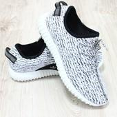 Кроссовки Adidas Yeezy Boost, р. 41,42,43 код ks-1851
