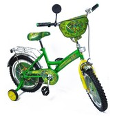 Велосипед Ниндзя черепашки 16 BT-CB-0013