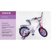 Детский велосипед 16 дюймов 151615-W