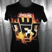 Интерсная мужская футболка Clockhouse C&A р.XS