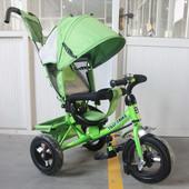 Детский трехколесный велосипед Tilly trike T-361