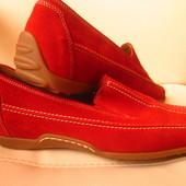 Новые красивенные туфли Gabor,замша,р.38