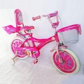 Велосипед детский Barbi 16