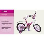 Велосипед 2-х колес 18 151808