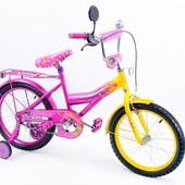 Велосипед детский 18 дюймов 151809