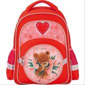 Рюкзак kite школьный 525 Popcorn Bear PO17 525S