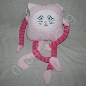 Подушечка 40см котик - обнимашка