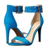Jessica Simpson Босоножки голубые шпилька с залепками бренд из США 37, 5 40