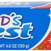 Детские зубные пасты Crest (Крест) 119гр и 130гр