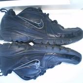 кроссовки Nike Running ( оригинал,Вьетнам)  р.40, 25 см кожа сост.отличное