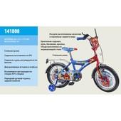 Детский велосипед 18 дюймов 141808