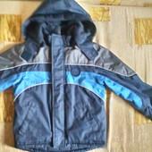 Демисезонная куртка TU для мальчика 4-5 лет ( 104 -110)