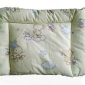 Детская подушка *0* для новорожденных 60*40