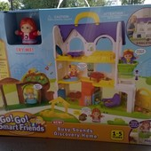 VTech go! go! Smart friends busy Sounds Discovery home. Новый.