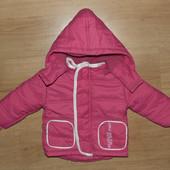 68-74р Куртка зимняя Topolino Германия
