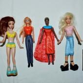 Разные фирменные Куклы куколки по типу Барби и не только