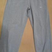 Спортивные утеплённые штаны Nike оригинал р.50 М