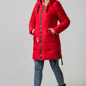 """Яркая зимняя куртка """" Лоран""""  Расцветки.Размер: 42~54 (4"""