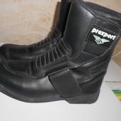 Мото ботинки Prexport. Размер 37
