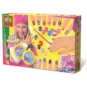 Ses Игровой набор для юного нейл-арт мастера Модница декор для ногтей