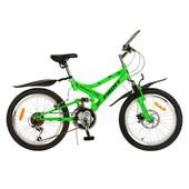 Велосипед 20д. M2009D Profi