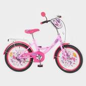 Велосипед детский мульт 20 д. P 2056 F-B Profi