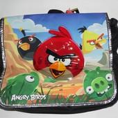 Большая удобная яркая сумка через плечо Angry Birds (США)