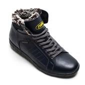 Ботинки кожаные мужские зимние 2 цвета Модель:  081ч