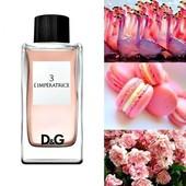 Духи-мини (лицензия) Dolce & Gabbana 3 L`Imperatrice, 50 мл