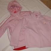 614 Термокуртка Outfit 7л.(122)  двойная.
