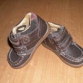Ботиночки Кларкс, стелька 13,5 см, Англия