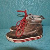 Деми ботинки 26р 17см