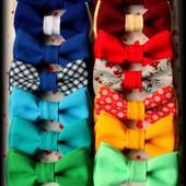 Детская галстук-бабочка в ассортименте