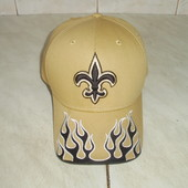 Reebok NFL Saints бейсболка