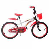 Доставка! Гарантия! Велосипед от 5 до 9 лет, Azimut Hunter размер колёс 20, Красный, 00000112361