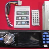 Alpine 3015 А автомагнитола с экраном 3 дюйма