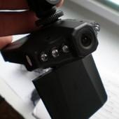 Автомобильный видеорегистратор DVR H-285