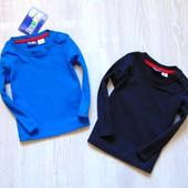 Новый комплект регланов для мальчика. Lupilu. Размер 2-6 месяцев (рост 62-68 см).