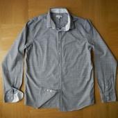 164 см Debenhams новая фирменная рубашка хлопок. Длина - 67 см, ширина - 48 см, плечи - 41 см, рукав