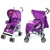 Прогулочная коляска-трость Spring bt-sb-0003 purple